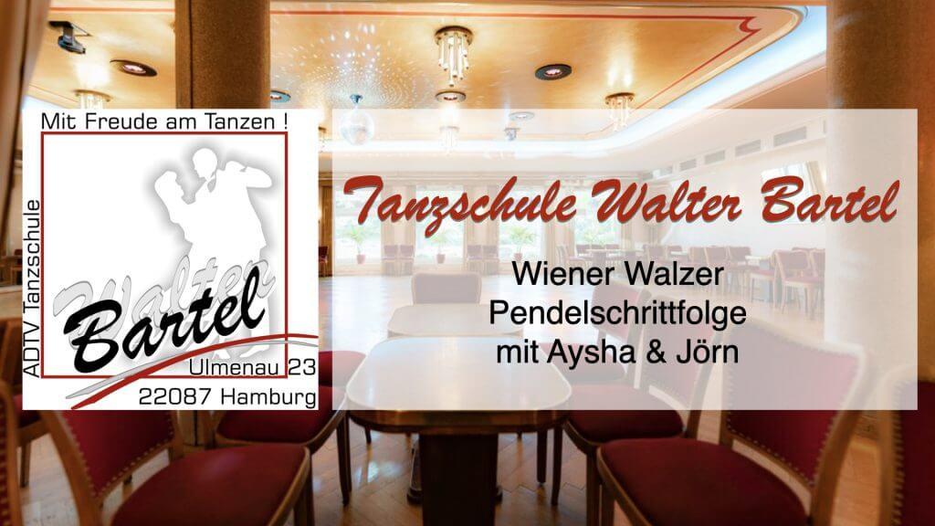 Wiener Walzer – Pendelschrittfolge