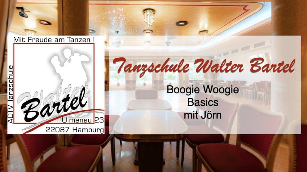 Boogie Woogie Basics