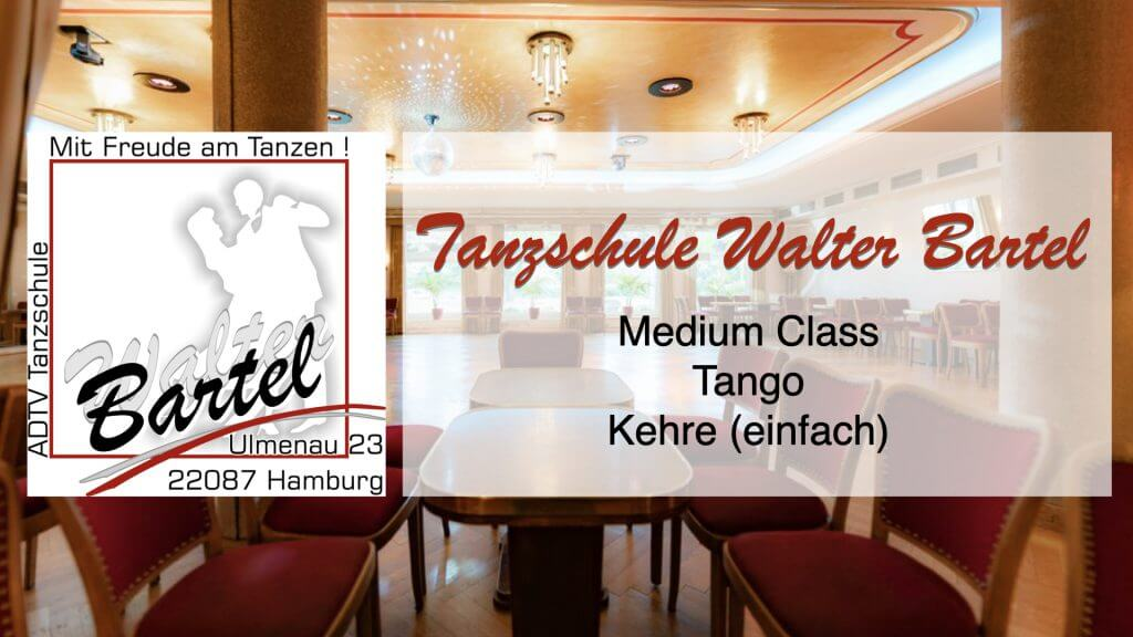 Medium Class Tango Kehre